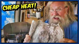 Cheap Heat for Van Living