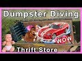Dumpster Diving at Thrift Store #199