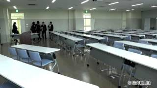 新設の佐賀南警察署を公開(佐賀新聞ニュースS・2017年3月17日)