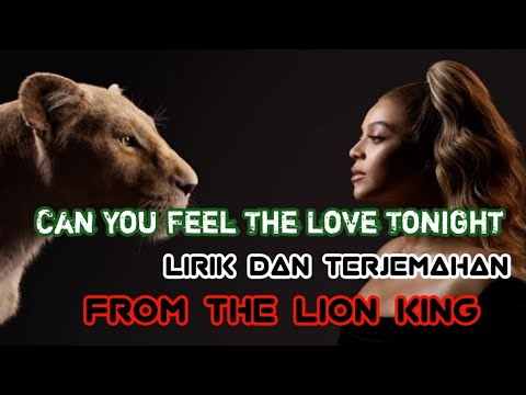 Can You Feel The Love Tonight - Beyonce | Donald Glover | Billy Eichner | Seth Rogen