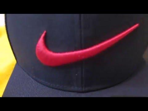 Кепка/бейсболка (SnapBack) Nike Nsw Swoosh Pro 639534-411. Оригинал. Мой вывод читайте под видео :)