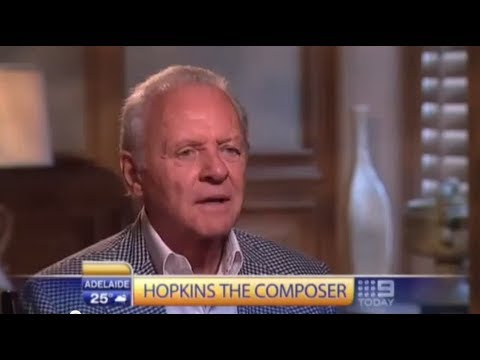 Anthony Hopkins about his waltz and the cooperation with André Rieu