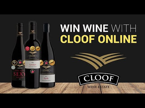 WIN WINE ONLINE - Cloof wines delivered direct to your door!
