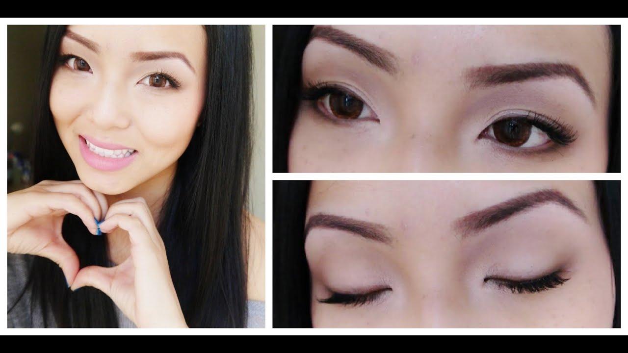 natural makeup for chinese eyes saubhaya makeup