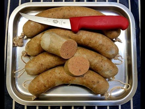 Liverwurst/Liver Sausage. How To Make Liver Sausage. #SRP