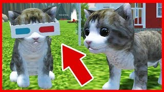 НОВЫЙ СИМУЛЯТОР КОТЕНКА в игре Cat Simulator Animal Life