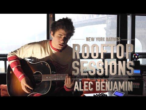 Rooftop Sessions: Alec Benjamin - Paper Crown