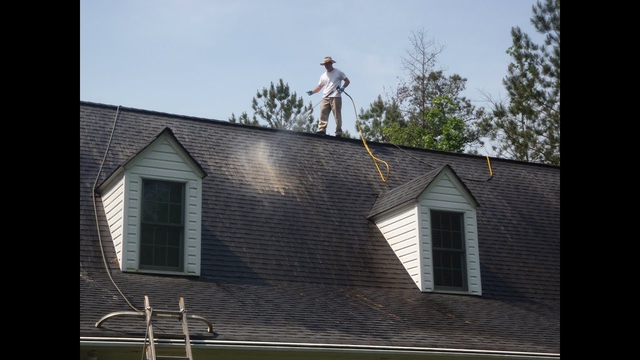 Delightful ROOF CLEANING RICHMOND VA Roof Stain Removal RICHMOND ROOF CLEANING Washing  Moss Stain Virgina
