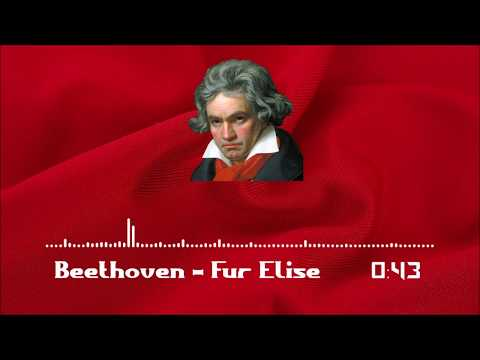 Classical Music For Relaxation: Beethoven Für Elise Piano & Orchestra