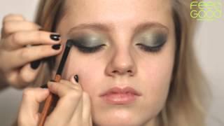 видео Как сделать идеальный макияж глаз