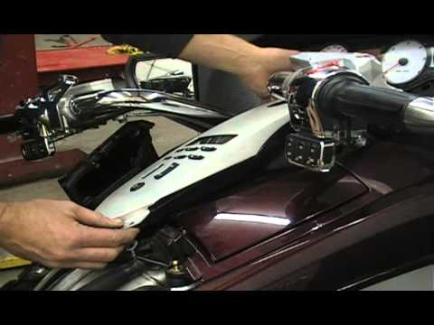 Witchdoctors - How To Remove The Dash Switch Panel On A Vision