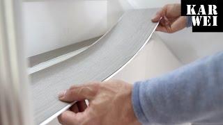 KARWEI | Traprenovatie PVC Plak aanbrengen