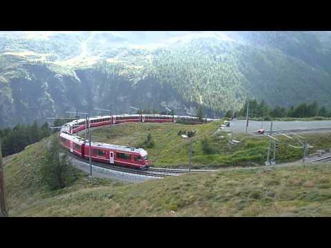 Bernina Express (HD)