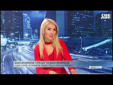 Д-р Ботев: В България се прекалява с антибиотиците при Ковид-19, хората се увреждат повече