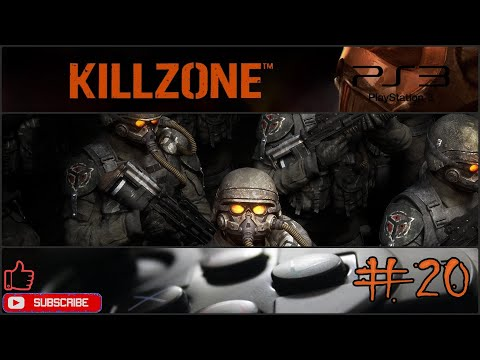 Killzone HD (Hard) - #20 - Hunting The Traitor (Part 1) - PS3 - Gameplay Completo!
