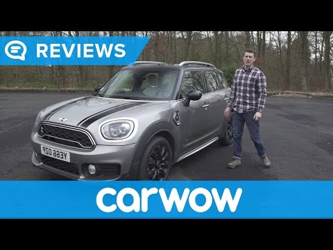 MINI Countryman 2017 review | Mat Watson Reviews