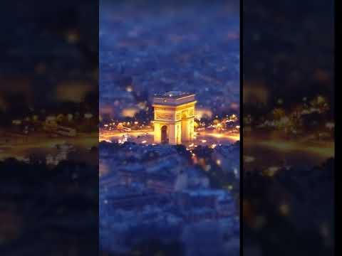 [Samsung Themes Animated Wallpaper] Miniature Europe
