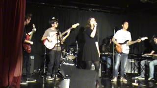 Como Hablar. La alegre banda... Concert Combo Pop-Rock. EMMCA 2014.