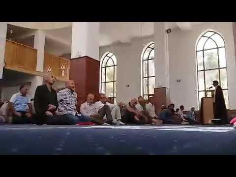 Sirvan Imam Zeynal Abidin Məsçidi Cümə Günü