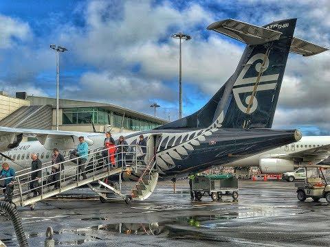 Air New Zealand | ATR72 | CHC-WLG