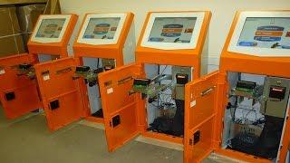 видео платежный терминал