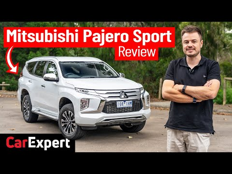 Mitsubishi Pajero (Montero) Sport review: Seats 7, tows 3100kg & has 2020's biggest paddle shifters