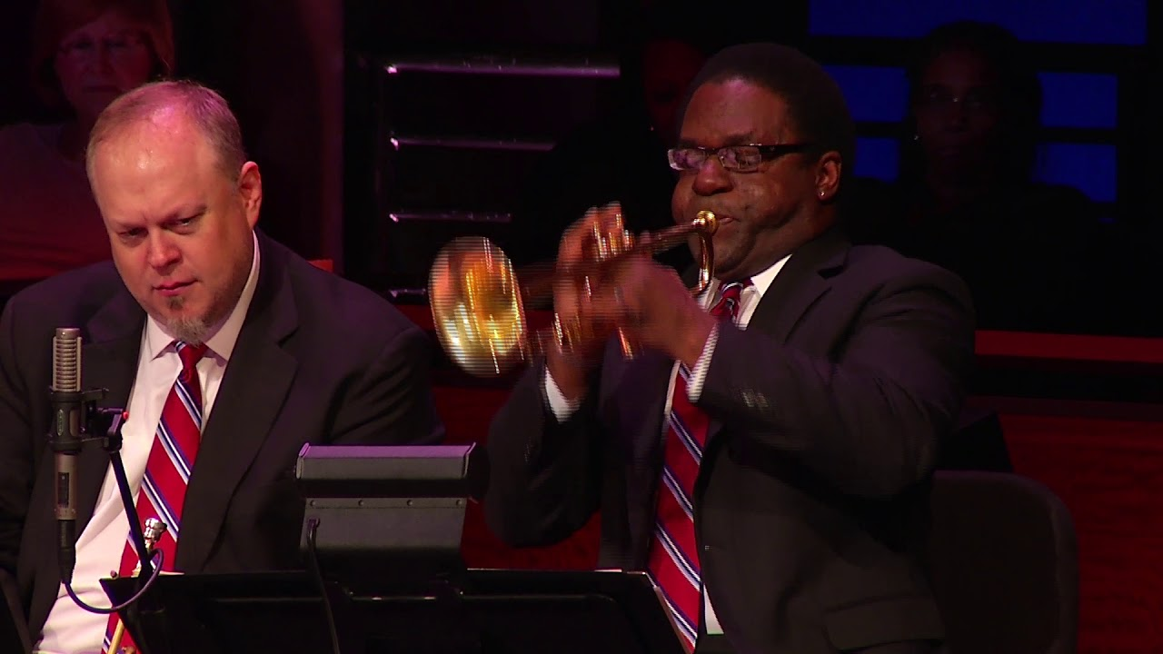 OGUN from Wynton Marsalis's OCHAS - Jazz at Lincoln Center Orchestra with Wynton Marsalis