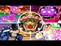 Evolution of Final Bosses in Mario & Luigi Games