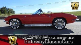 #350-MWK 1964 Chevrolet Corvette