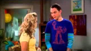 Sheldon y Penny, soy físico