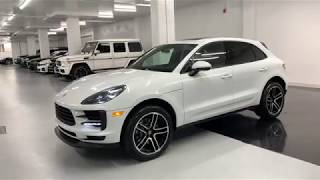 2019 Porsche Macan Facelift - Walkaround in 4k