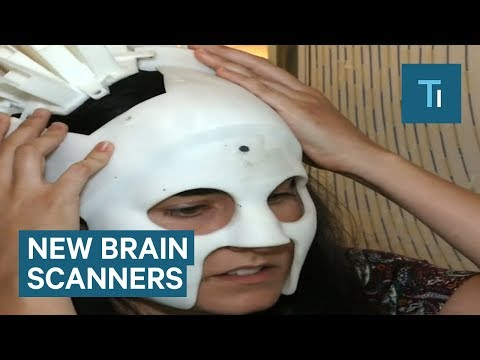 This 3D Printed Mask May Be The Future Of Mobile Brain Scanning