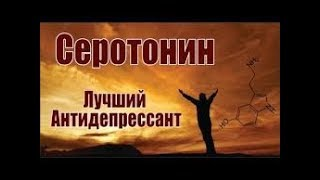 СЕРОТОНИН - ГОРМОН СЧАСТЬЯ ЗАЧЕМ УПОТРЕБЛЯЮ И ГДЕ БЕРУ 28.11.17