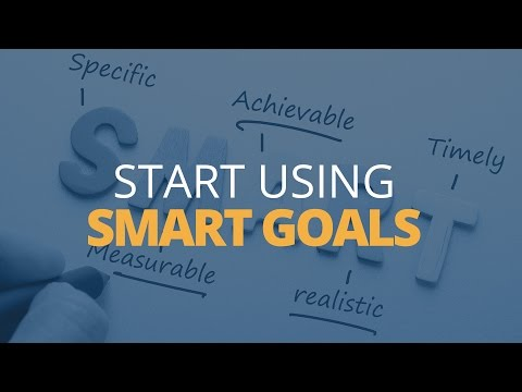 How to Create and Use SMART Goals | Brian Tracy