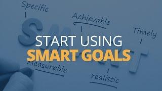 كيفية إنشاء واستخدام الأهداف الذكية | بريان تريسي