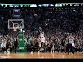 The Awesome Last 15 Seconds in Regulation Between The Bucks & Celtics