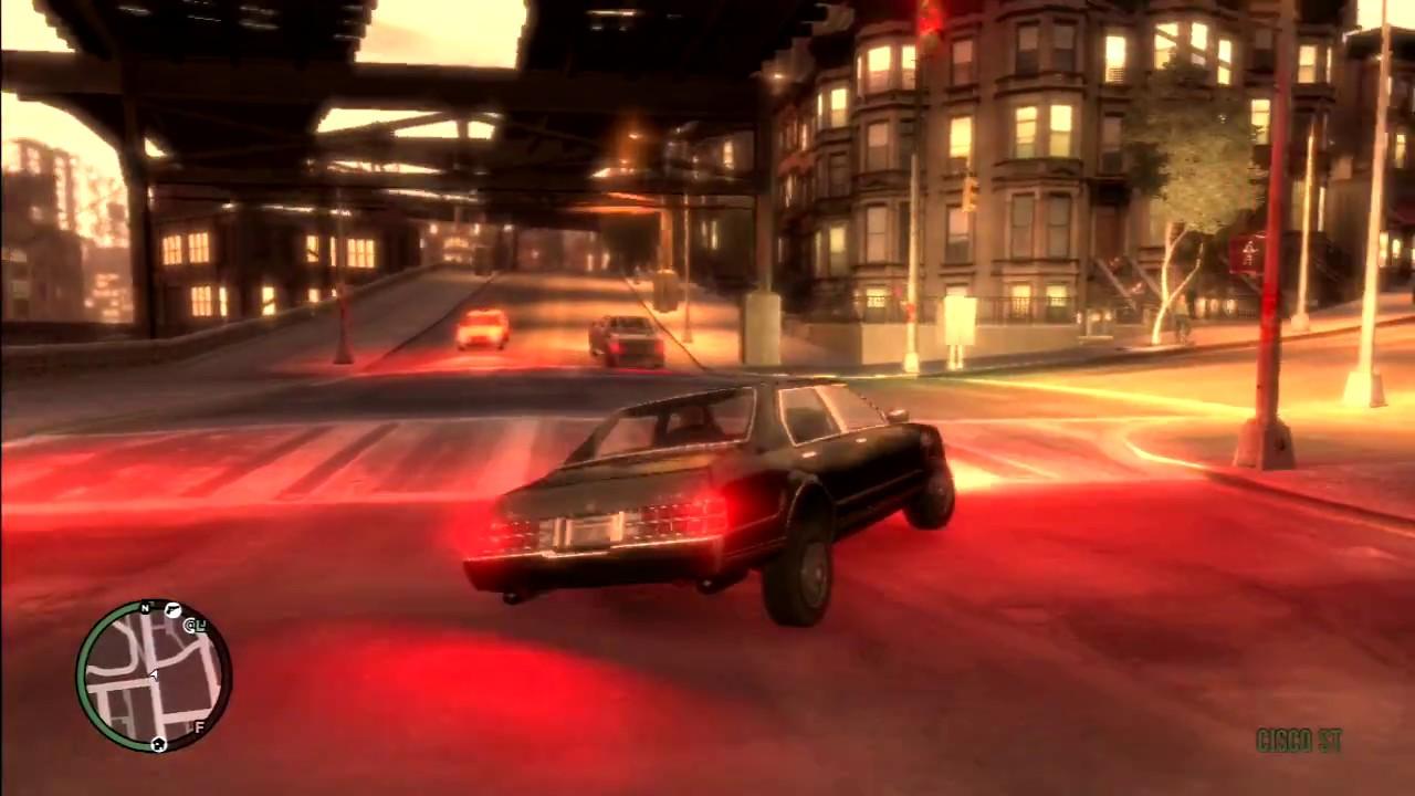 Grand Theft Auto 4 – Forbidden Website