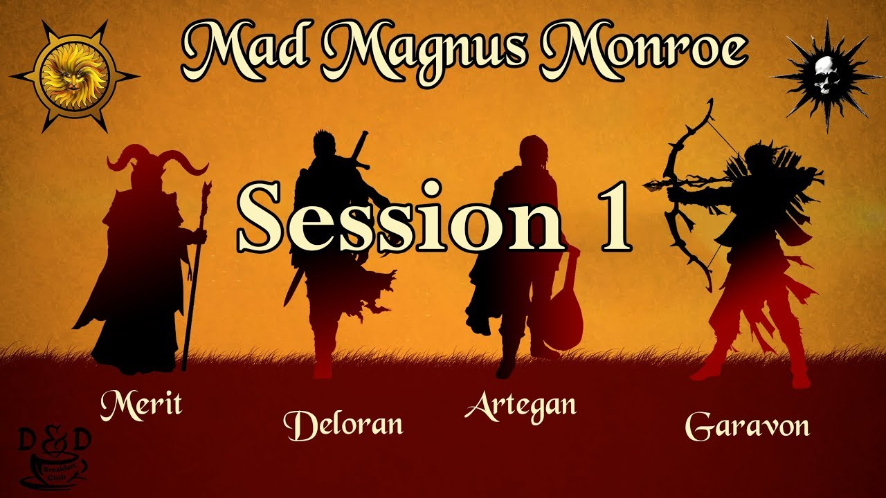 Download Campaign 1, Episode 1: Sunlight is the Best Disenfectant (Mad Magnus Monroe)