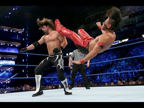 Ups & Downs From Last Night's WWE SmackDown (May 15)
