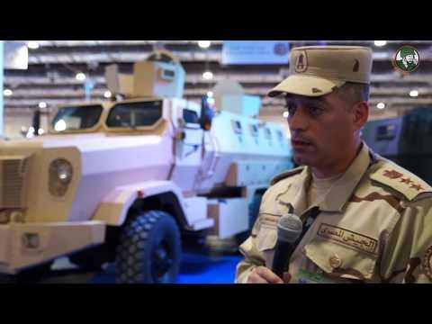 Egyptian Defense Industry EDEX 2018 Egypt International Defense Exhibition Cairo