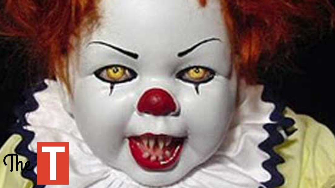 Download 10 Haunted TOYS Caught On Camera