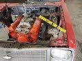 V8 Chevette Engine and Transmission Mounts