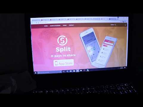 New Split Coin App Review 2017