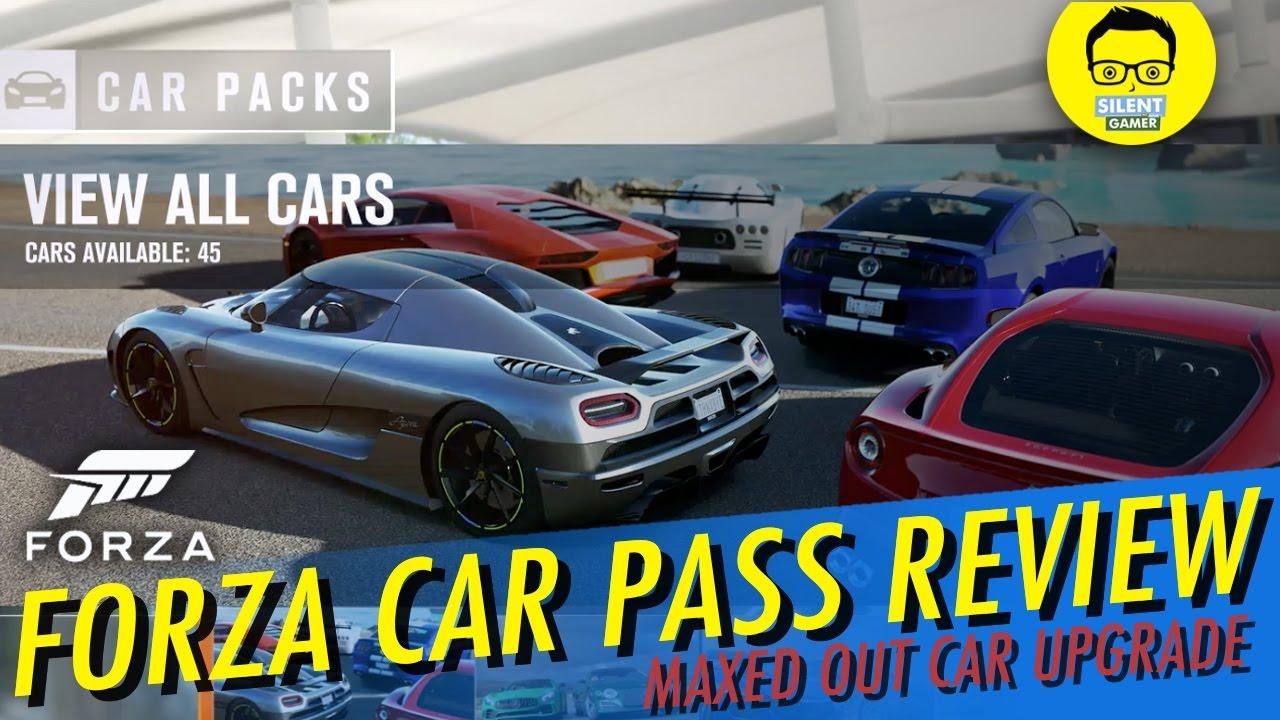 Forza Horizon  Horizon Car List