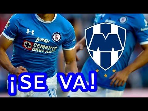 Monterrey le QUITARIA a ESTE Jugador a Cruz Azul