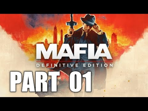 MAFIA: DEFINITIVE EDITION 'An Offer You Can't Refuse' Gameplay / Walkthrough Part 01 (Mr Game Home) |