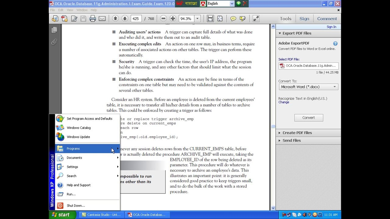 Oracle 11g dba tutorial pdf choice image any tutorial examples oracle 11g dba bangla tutorial ch102 data concurrency oracle 11g dba bangla tutorial ch102 data concurrency baditri Choice Image