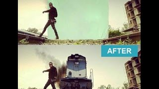 13 Hindi Films (Bollywood) VFX & Special Effects Before and After