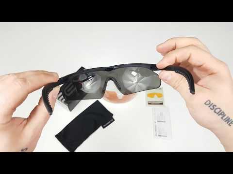 45d7251a0 Taktické okuliare RAPTOR Safety - Swiss Eye - Okuliare - Taktická výstroj |  VORON – Army & Outdoor Shop