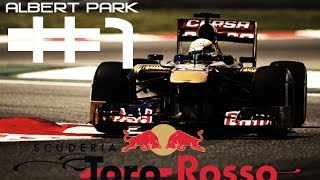 f1 2013   career mode   legend difficulty   albert park qualifying round 1 episode 1
